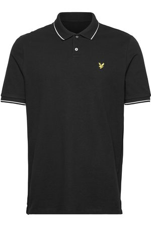 Lyle & Scott Heavy Rib Tipped Polo Polos Short-sleeved