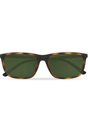 Ralph Lauren Herre Solbriller - PH4171 Sunglasses Havana/Green