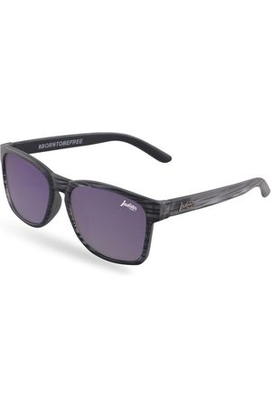 THE INDIAN FACE Herre Solbriller - Solbriller Free Spirit Gray Polarized 24-018-12