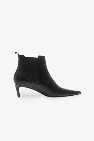 ANINE BING Dame Støvler - Stevie Boots in Black Leather