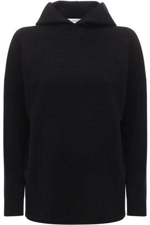 CASASOLA John Silk Knit Sweatshirt Hoodie