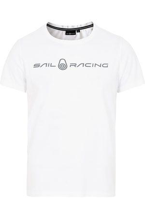 Sail Racing Herre Kortermede - Bowman Tee White