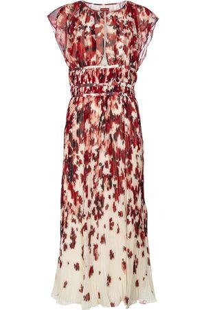 Altuzarra Angi printed midi dress