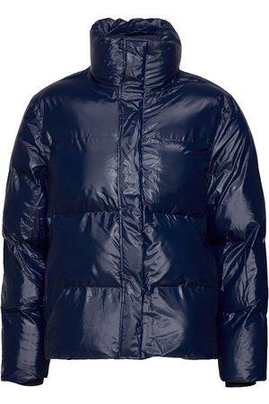 Rains Boxy Puffer Jacket Fôret Jakke