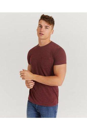 Kvarn Herre Kortermede - T-shirt Gordon
