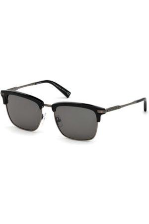 Ermenegildo Zegna Herre Solbriller - Solbriller EZ0092 01N