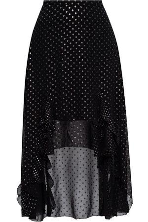 AllSaints 'Ilia' asymmetrical skirt