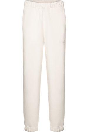 Ganni Software cotton-blend trackpants