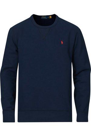 Polo Ralph Lauren Herre Sweatshirts - Crew Neck Sweatshirt Cruise Navy