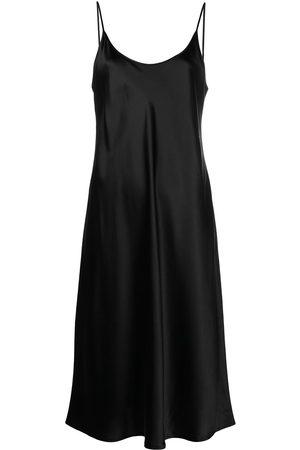 La Perla Dame Nattkjoler - Scoop-neck satin cami nightdress