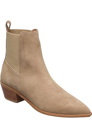Flattered Willow Suede Shoes Chelsea Boots