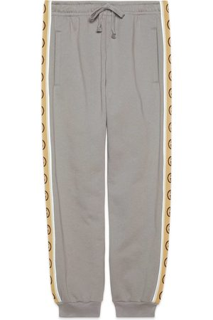 Gucci Herre Joggebukser - Cotton jersey trousers