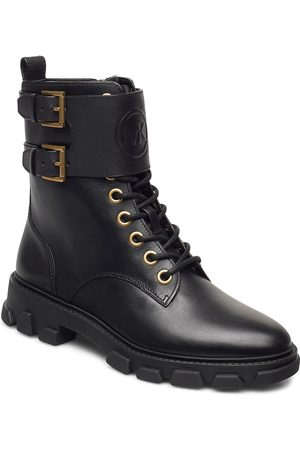 Michael Kors Ridley Ankle Boot Shoes Boots Ankle Boots Ankle Boot - Flat