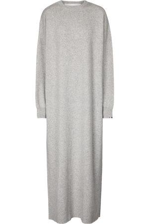 EXTREME CASHMERE N° 106 Weird stretch-cashmere dress