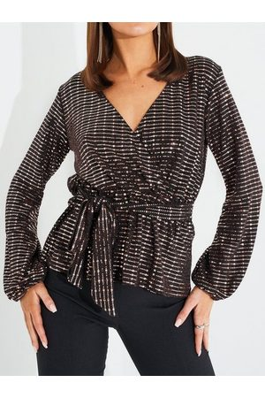 SisterS point Cuda Blouse Bronze