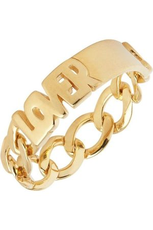 Maria Black Lovers Ring Gold