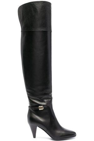 Dolce & Gabbana Knee støvler