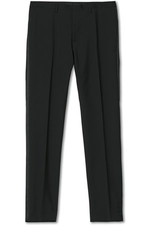 Tiger of Sweden Thulin Tuxedo Trousers Black