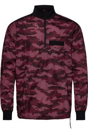 Black Halo Stealth Camo Anorak Outerwear Jackets Anoraks