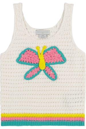 Stella McCartney Cotton sweater vest