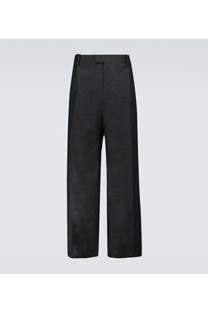 Bottega Veneta Wool flannel pants