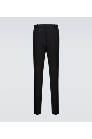 Jil Sander Slim-fit wool formal pants