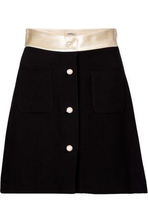 Miu Miu Cady miniskirt