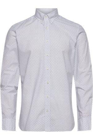 Hackett Turtle Print Skjorte Business