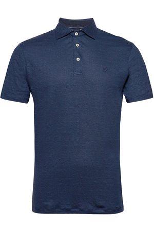 Hackett Herre Pique - Linen Trim Jsy Clasc Polos Short-sleeved