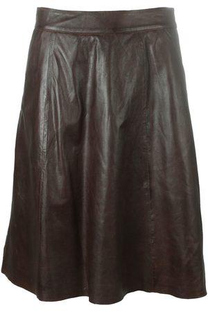 Butterfly Copenhagen Leather skirt 100069