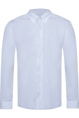 Armani Shirt with snap collar