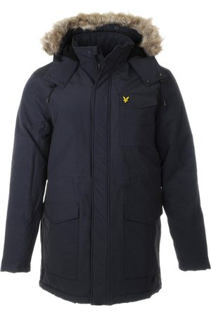 Lyle & Scott Winter Weight Microfleece Lined Parka