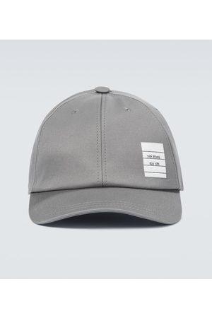 Thom Browne Cotton twill baseball cap