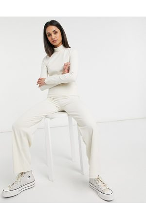 & OTHER STORIES Co-ord ribbed trousers in
