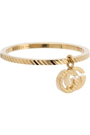 Gucci GG Running 18kt gold ring