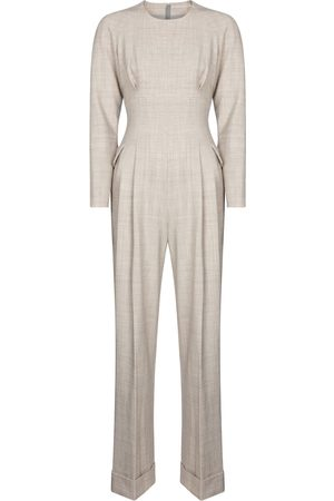 EMILIA WICKSTEAD Exclusive to Mytheresa – Kara gabardine jumpsuit