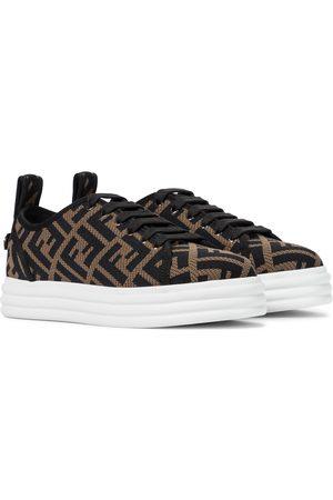 Fendi Rise mesh sneakers
