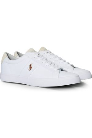 Polo Ralph Lauren Herre Sneakers - Sayer Canvas Sneaker White