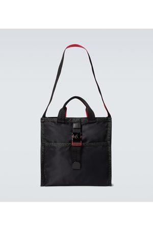 Christian Louboutin Loubiclic nylon tote bag