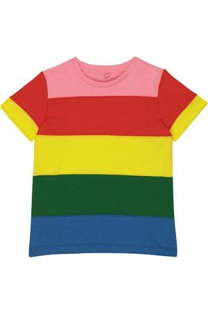 Stella McCartney Striped cotton T-shirt