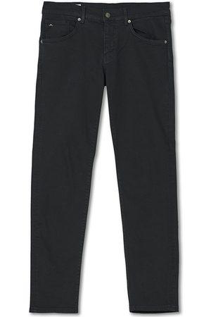 J Lindeberg Jay Solid Stretch 5-Pocket Pants Black
