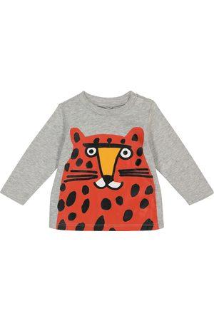 Stella McCartney Kortermede - Baby cotton T-shirt