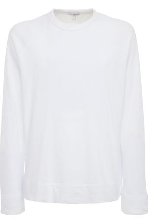 James Perse Cotton Raglan Sweatshirt