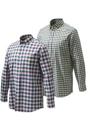 Beretta Man's Set Of Two Shirts