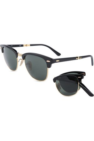 Ray-Ban Solbriller RB2176 Clubmaster Folding 901