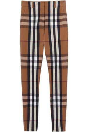 Burberry Vintage Check Jodhpur trousers
