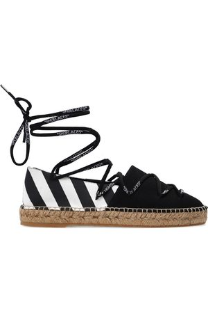 OFF-WHITE Tie-up espadrilles