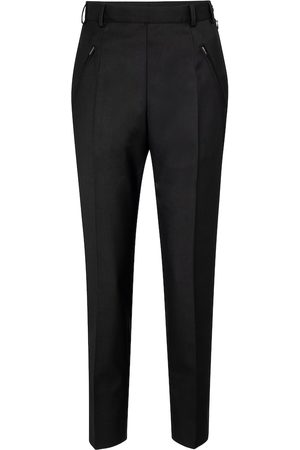 Maison Margiela High-rise slim pants