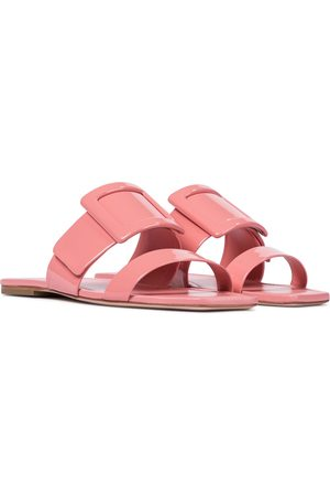 Roger Vivier Exclusive to Mytheresa – Patent leather sandals