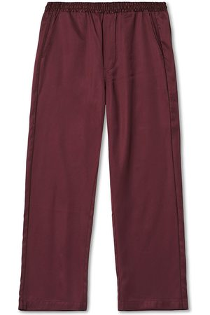 CDLP Home Suit Long Bottom Burgundy